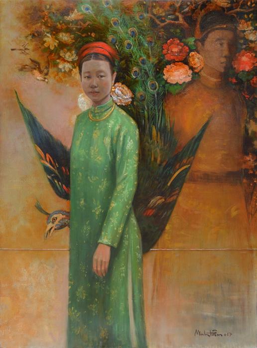 NDN_Trien lam tranh Nha Nguyen II tai Craig Thomas Gallery_3