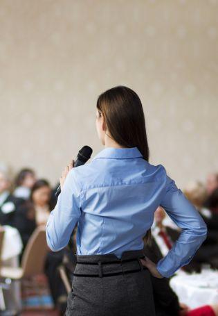 Bí quyết để diễn thuyết thu hút người nghe