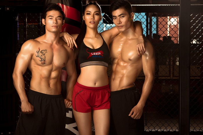NDN_Bo anh moi nhat cua dan thi sinh Muscle Contest VN_4
