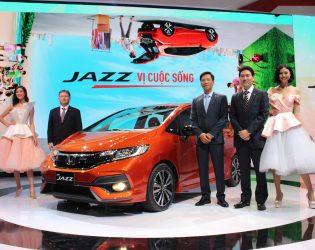"""Honda VN """"tưng bừng nhịp sống"""" tại VMS 2017"""