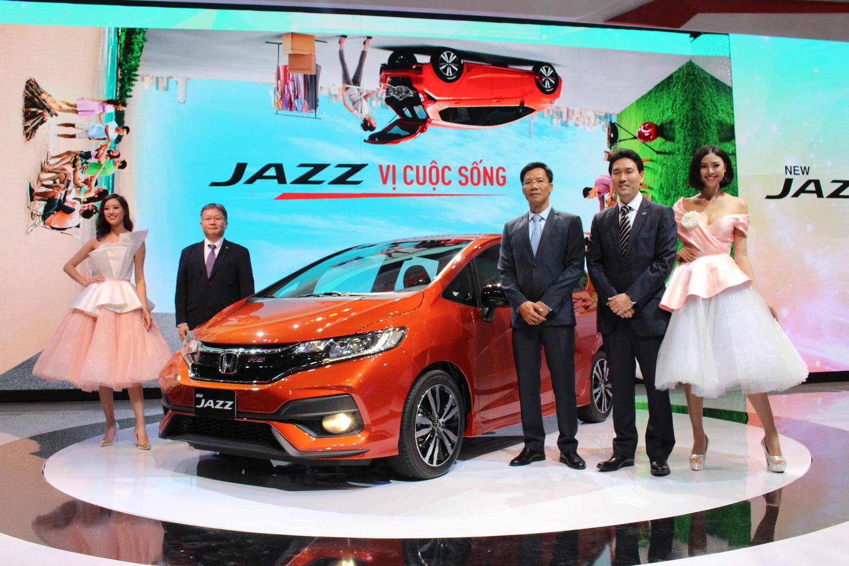 NDN_Honda Vietnam tung bung nhip song tai VMS 2017_1