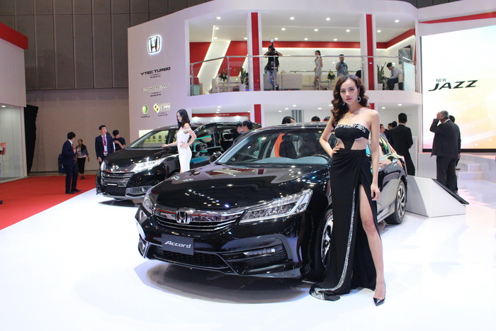 NDN_Honda Vietnam tung bung nhip song tai VMS 2017_2