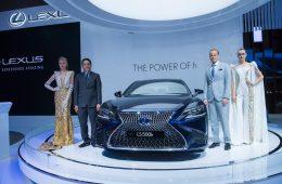 NDN_Lexus gioi thieu cong nghe Lexus Hybrid tai VMS 2017_1