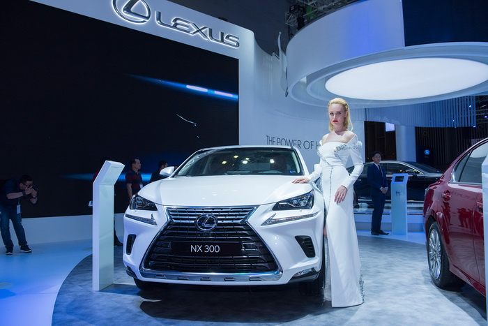 NDN_Lexus gioi thieu cong nghe Lexus Hybrid tai VMS 2017_9