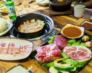 Đổi vị với món nướng Hàn Quốc tại GoGi House