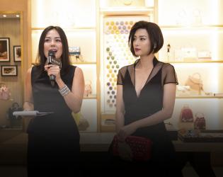 Boutique đầu tiên của BONIA khai trương tại Việt Nam