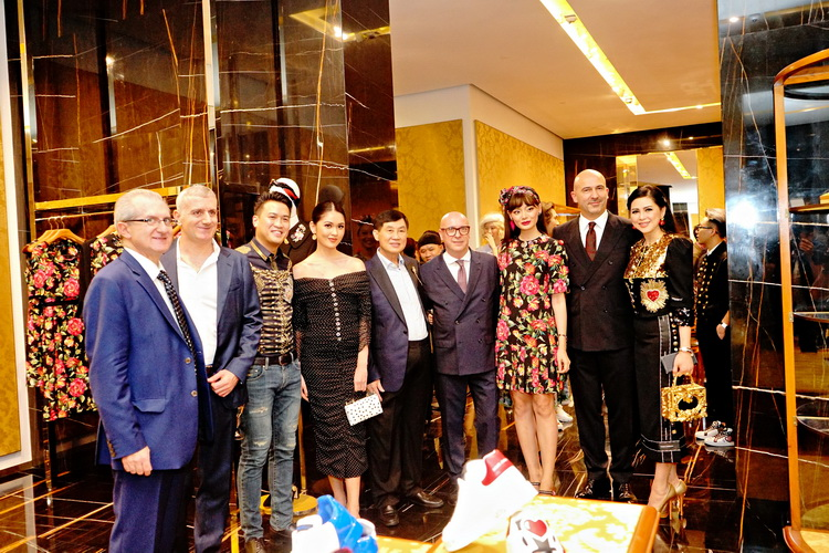 NDN_Dolce & Gabbana khai truong tai VN_01