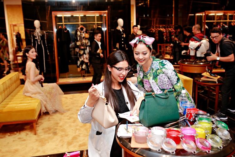 NDN_Dolce & Gabbana khai truong tai VN_02