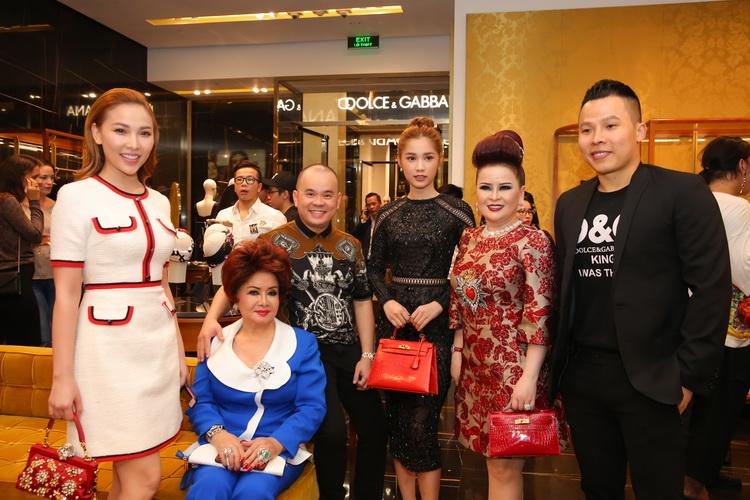 NDN_Dolce & Gabbana khai truong tai VN_13