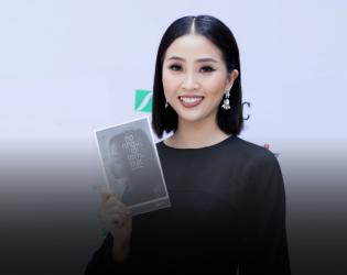 """MC Hà Trinh ra mắt truyện ngắn """"Nợ Nhau Lời Tạm Biệt – Căn Hộ 0-1-Ai"""""""