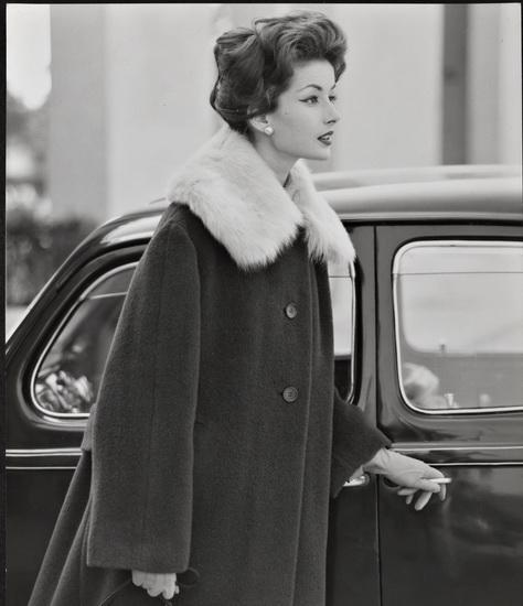 BST áo khoác Thu Đông 1957