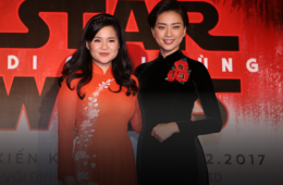 NDN_Ngo Thanh Van ra mat bom tan Star Wars