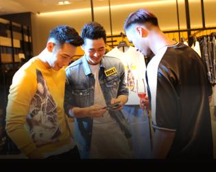 Thời trang Trendiano đổ bộ Saigon Centre