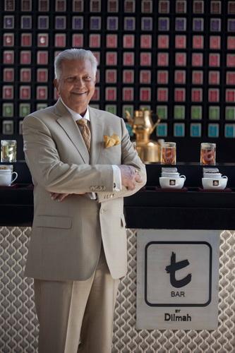 CEO Dilmah, ông Merrill J. Fernando