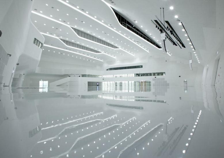 Không gian diễn ra triển lãm