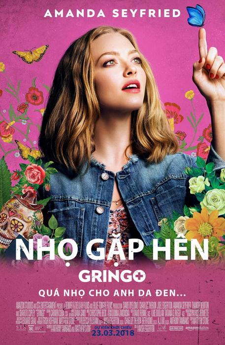 """""""Gringo"""" còn có sự tham gia của diễn viên-ca sĩ Amanda Seyfried"""