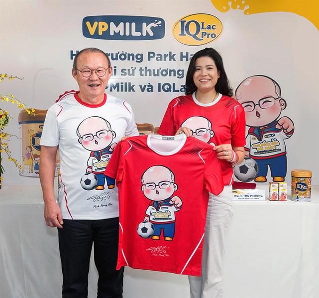 NDN_HLV Park Hang Seo tro thanh dai su VPMilk_2