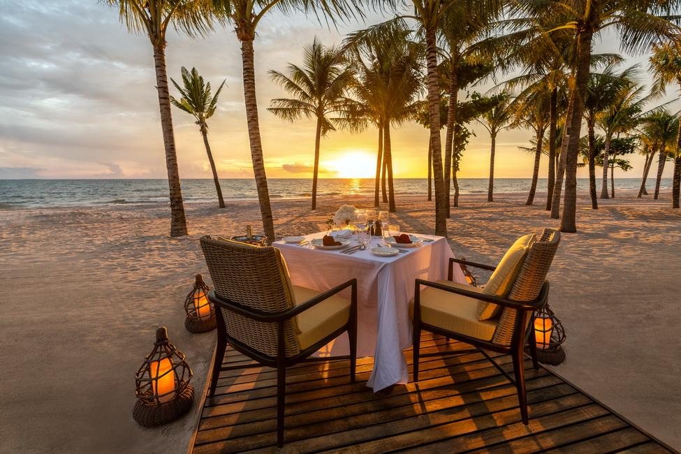khu nghỉ dưỡng 5 sao Intercontinental Phu Quoc