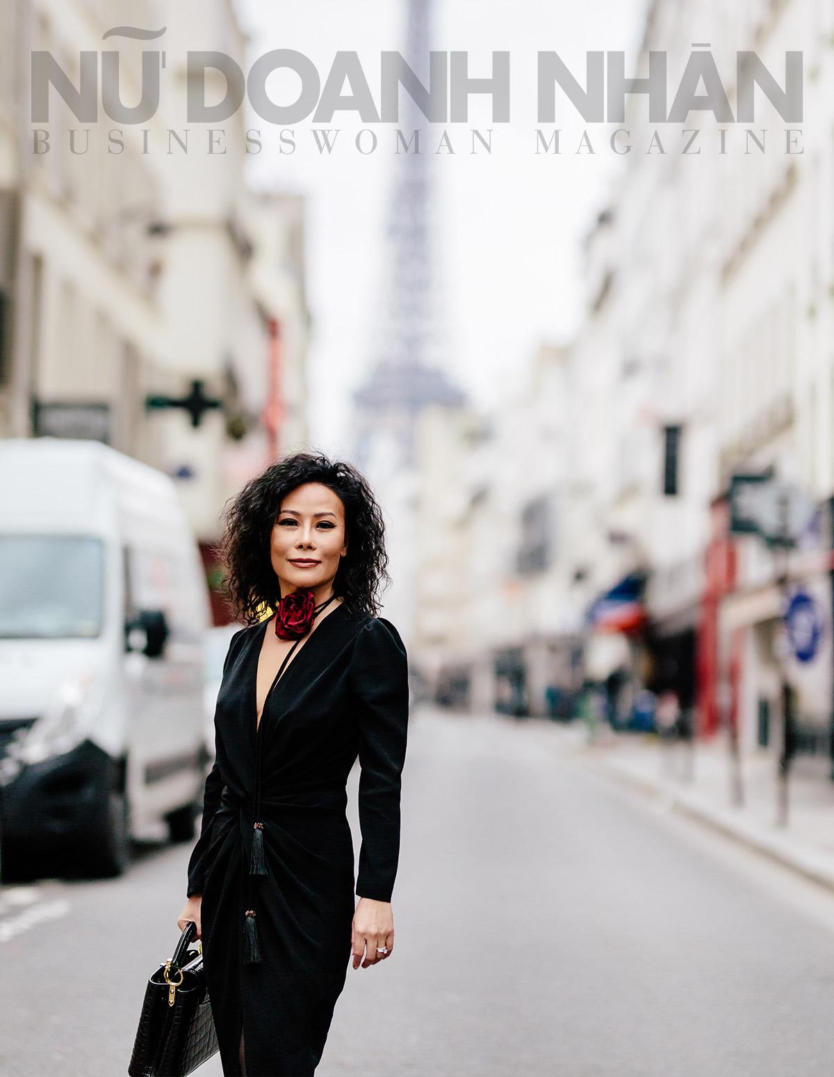 nữ doanh nhân Nguyễn Thị Lệ Thu