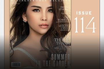Đọc gì trên Tạp chí Nữ doanh nhân, số 114, phát hành tháng 7/2018?