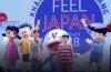 Hơn 20.000 người tham dự lễ hội 'Feel Japan in Vietnam 2018'