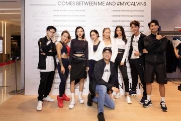 Calvin Klein khai trương cửa hàng thời trang đa thương hiệu tại Sài Gòn