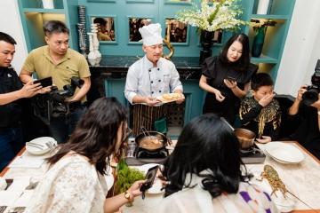 Thưởng thức ẩm thực Pháp tại nhà hàng Bonne Vie ở Hải Phòng
