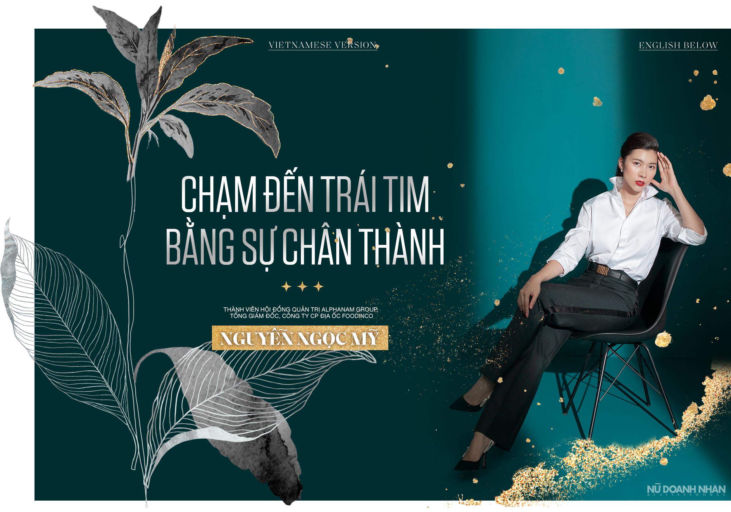 phong van nu doanh nhan Nguyen Ngoc My Alphanam