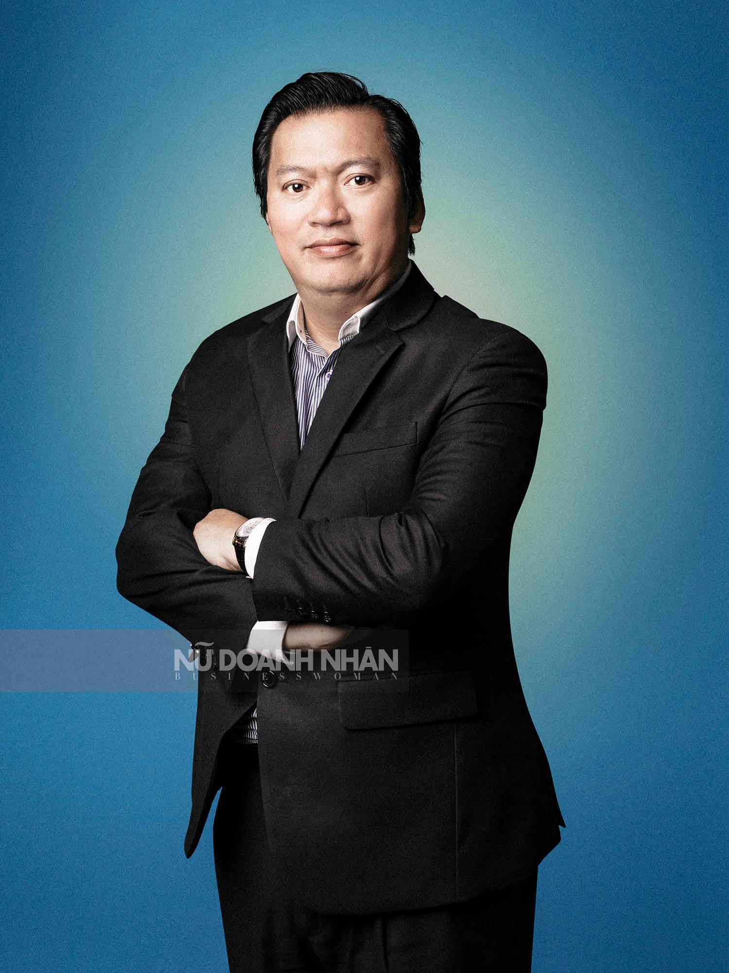 Founder CEO Saigon Books nguyen tuan quynh