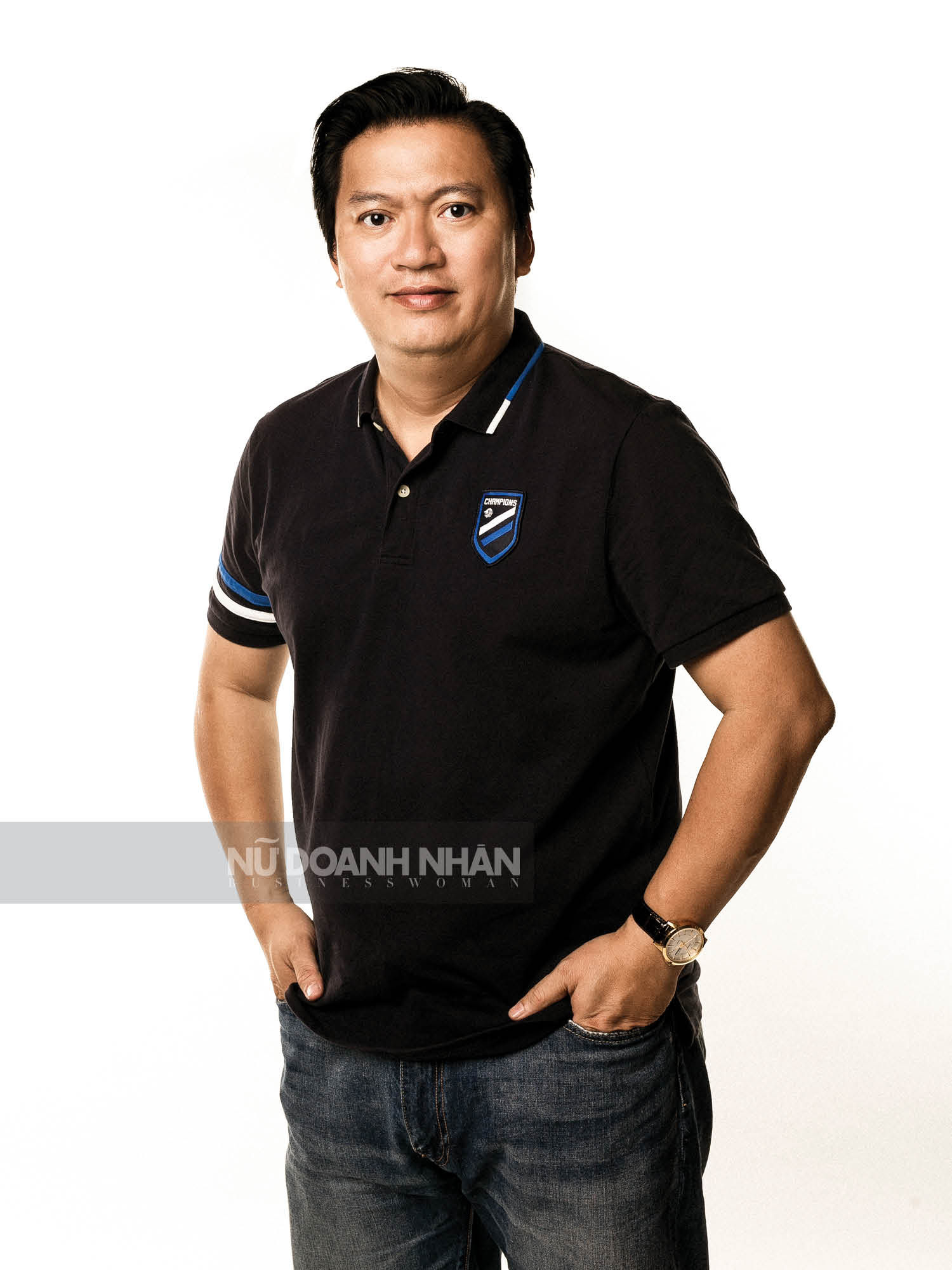 Phong van Founder CEO Saigon Books nguyen tuan quynh