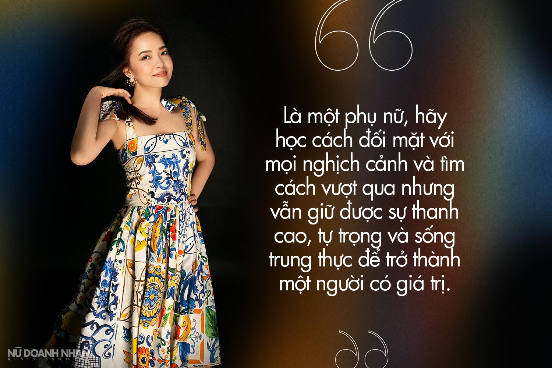 nha thiet ke Trisha Vo ao dai Lien Huong