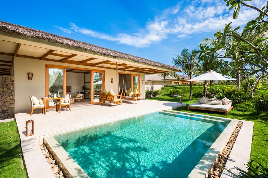 resort huong bien khu nghỉ dưỡng Fusion Resort Phú Quốc