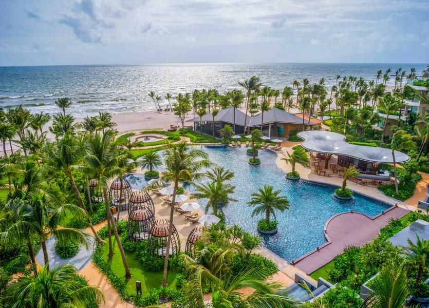 uu dai InterContinental Phu Quoc Long Beach Resort