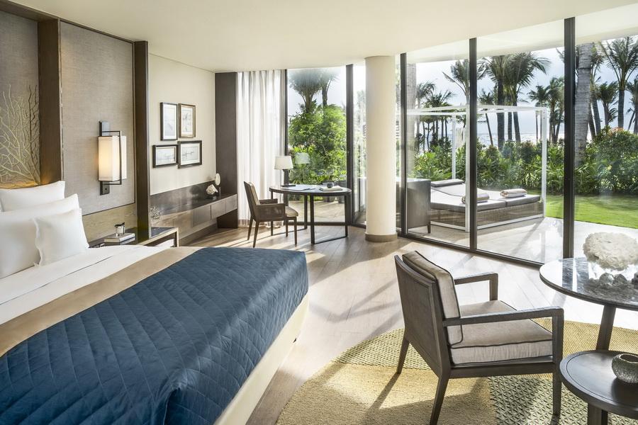 khu nghi duong InterContinental Phu Quoc Long Beach Resort