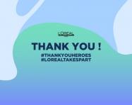 L'Oréal Professionnel tặng 1.500 phiếu chăm sóc tóc tri ân lực lượng y tế tuyến đầu chống Covid-19