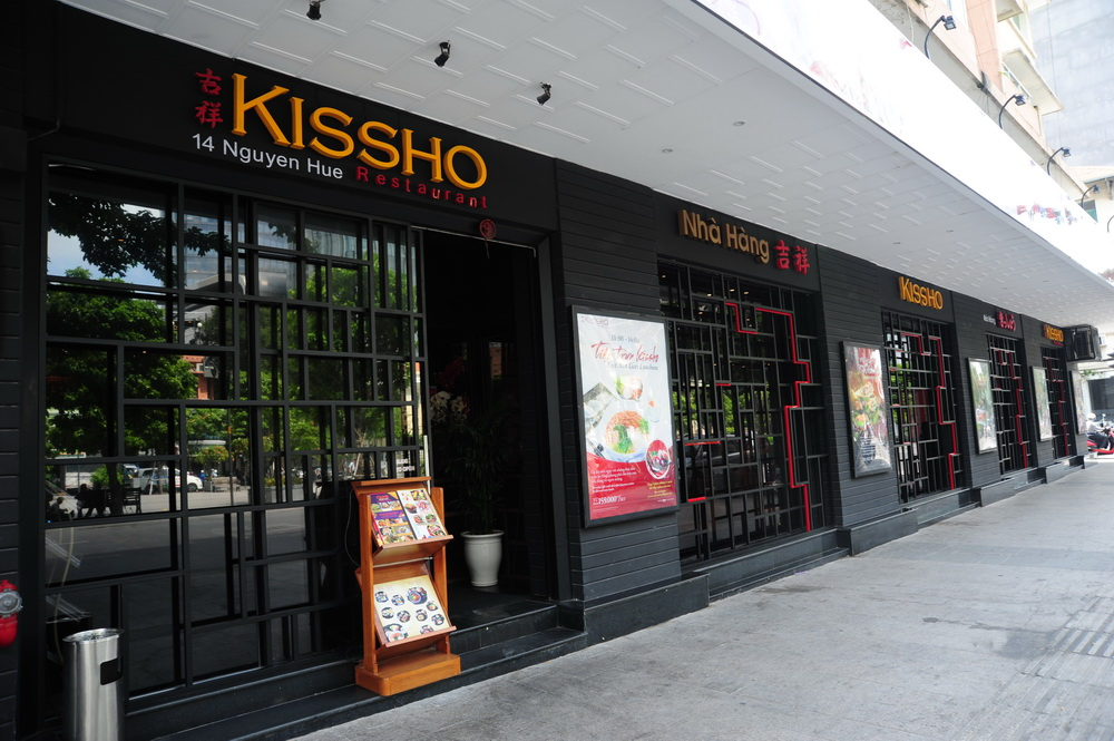 Nhà hàng Nhật Kissho Restaurant