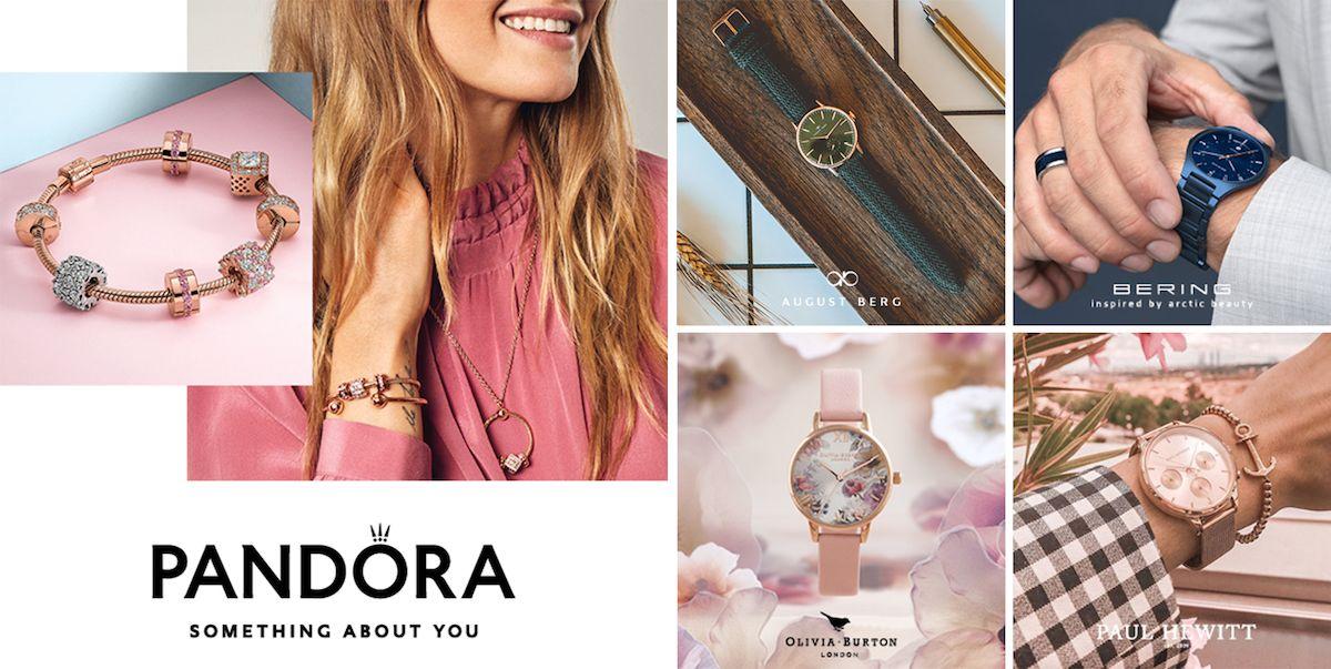 trang thương mại điện tử cocomi phân phối trang sức pandora