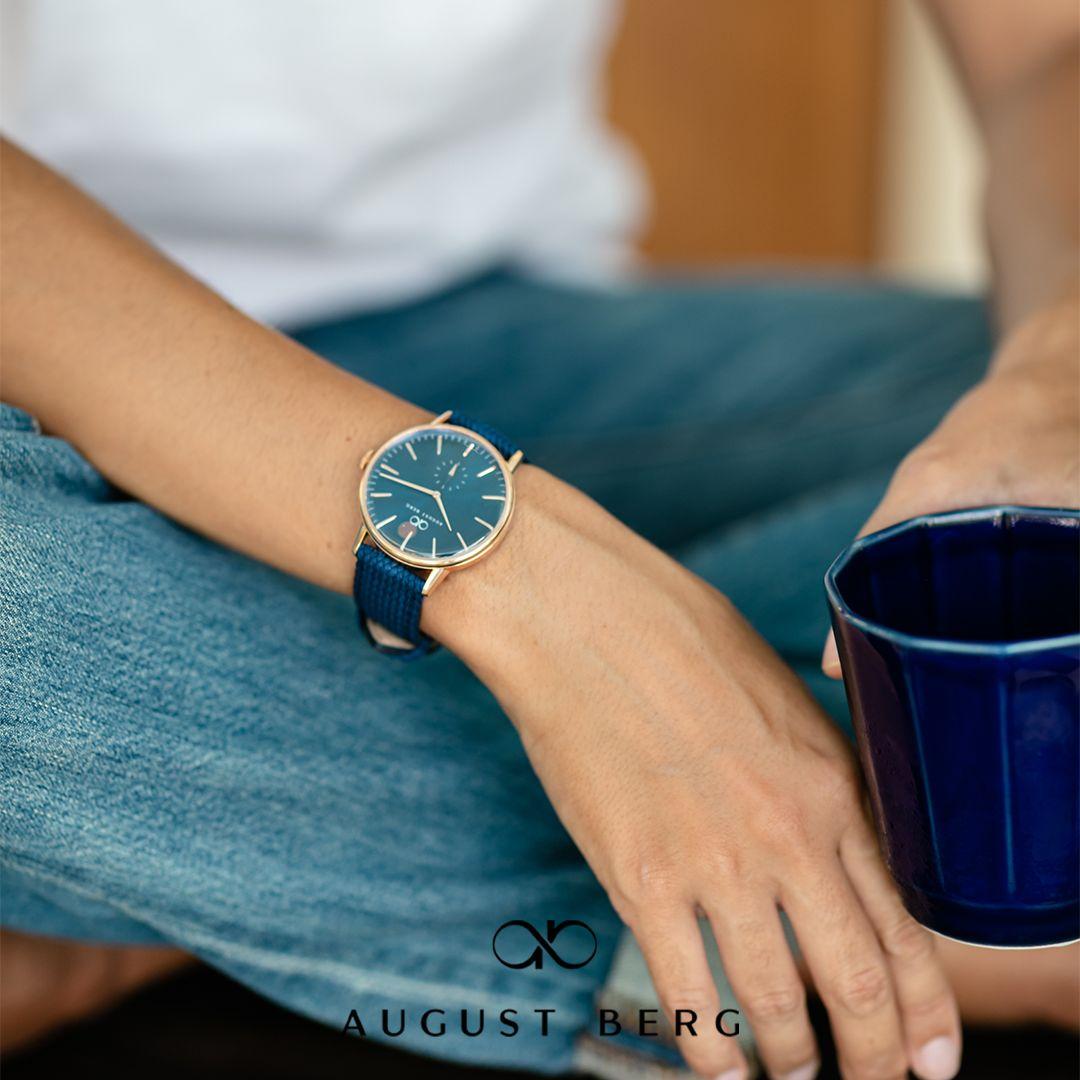 trang cocomi phân phối đồng hồ august berg