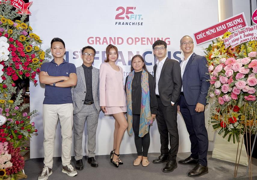 25 FIT khai trương chi nhánh nhượng quyền thương hiệu Khánh Hội Q4