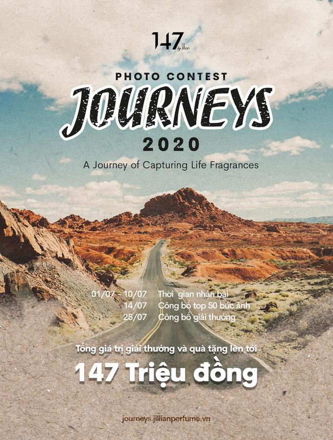 Jillian cuộc thi ảnh đẹp du lịch journeys 2020