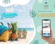 Sở hữu e-voucher siêu ưu đãi vi vu hè tại resort 5 sao Đà Nẵng