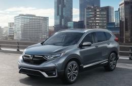 ô tô Honda CR-V 2020