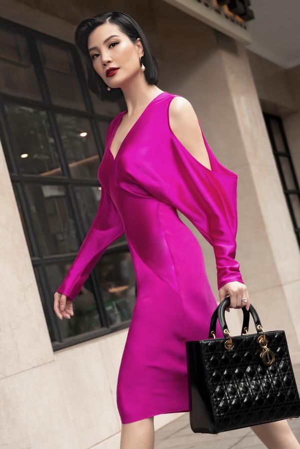 gợi ý xu hướng thời trang bst Công Trí Summer Capsule Xuân Hè 2020 Vũ Cẩm Nhung