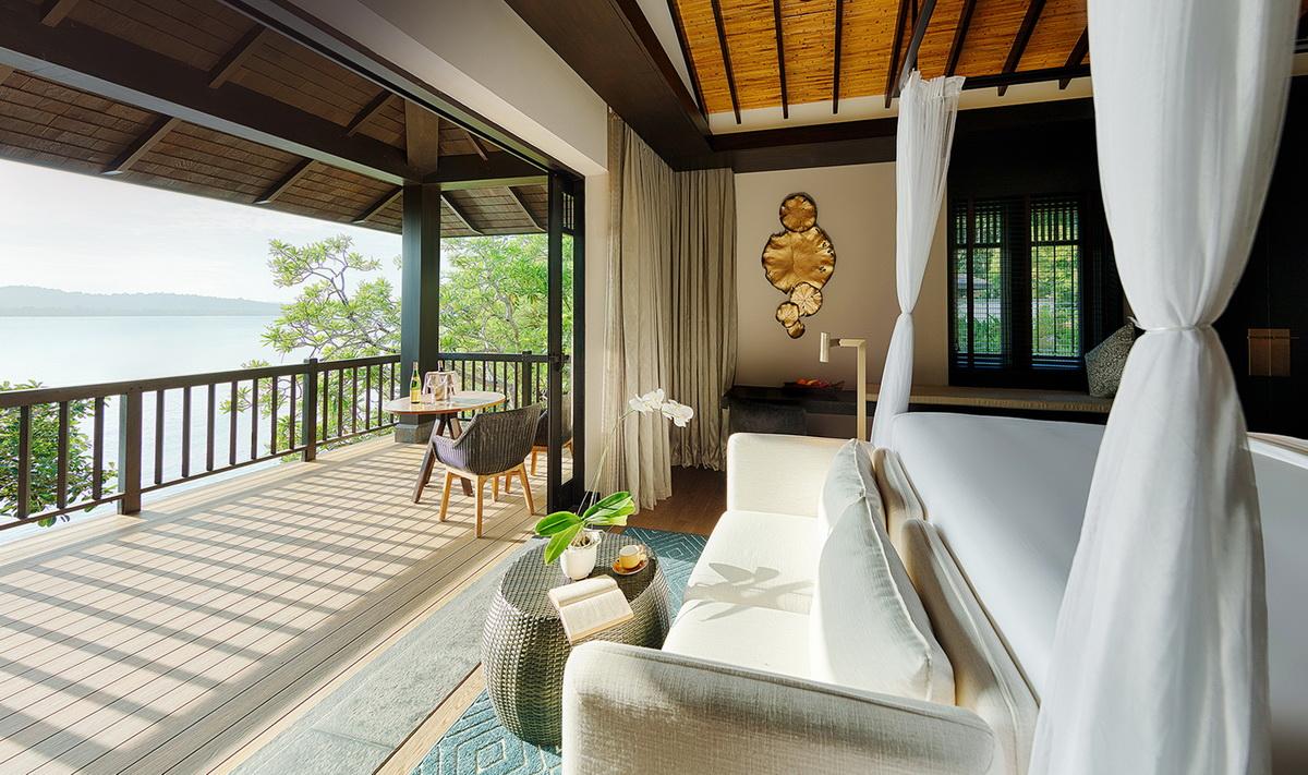 phòng ở resort Nam Nghi Phú Quốc