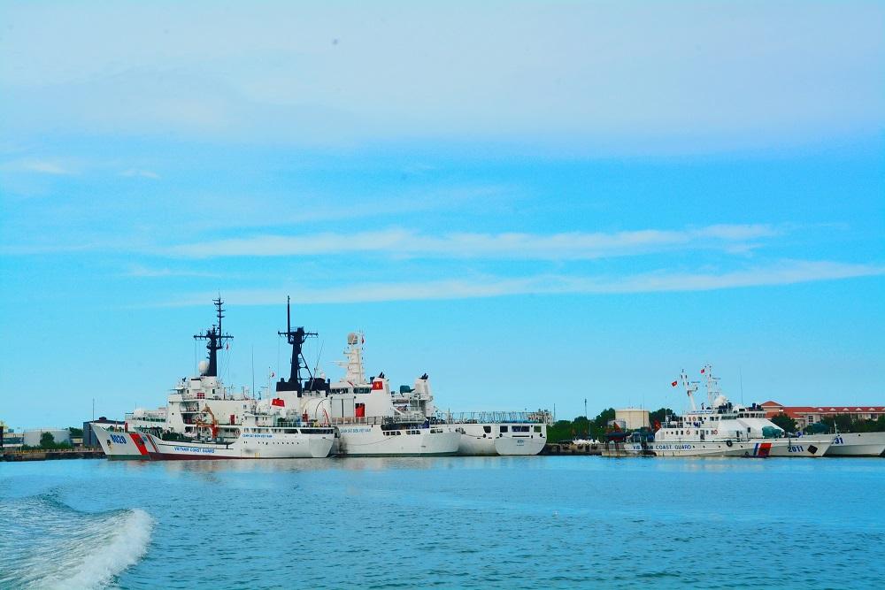 vịnh Marina Bay