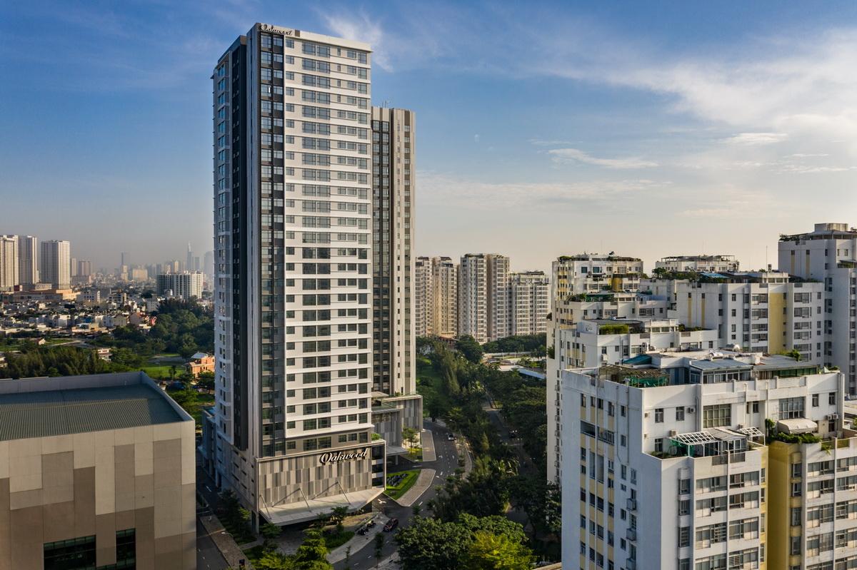 Oakwood Residence Saigon kết hợp Saigonchildren hỗ trợ cộng đồng