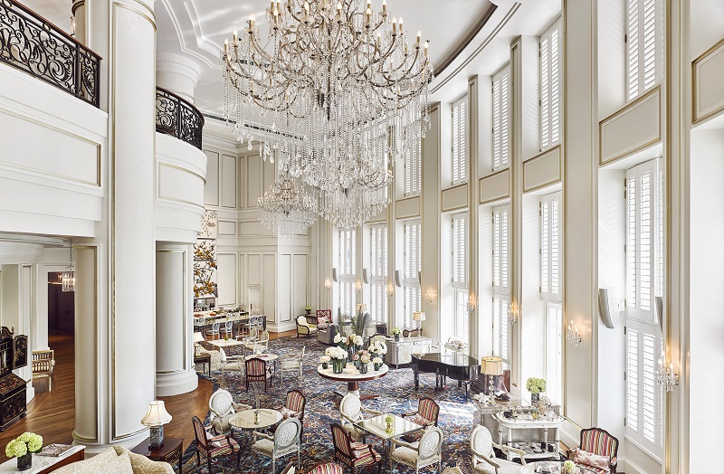 Park Lounge thuộc khách sạn Park Hyatt Saigon