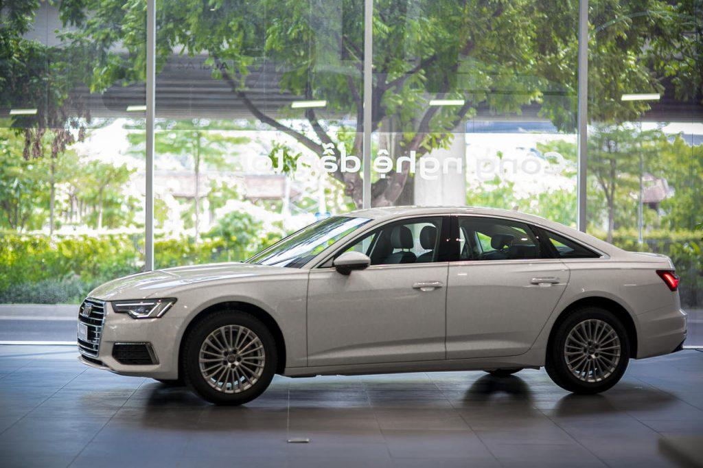 Audi A6 thế hệ mới 2020