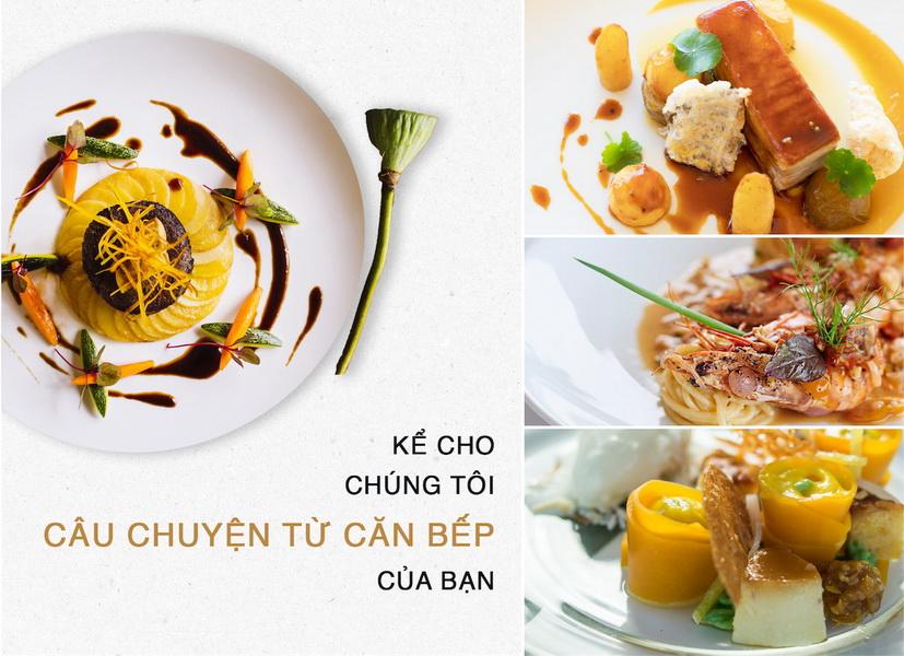 cuộc thi viết về ẩm thực stories from home