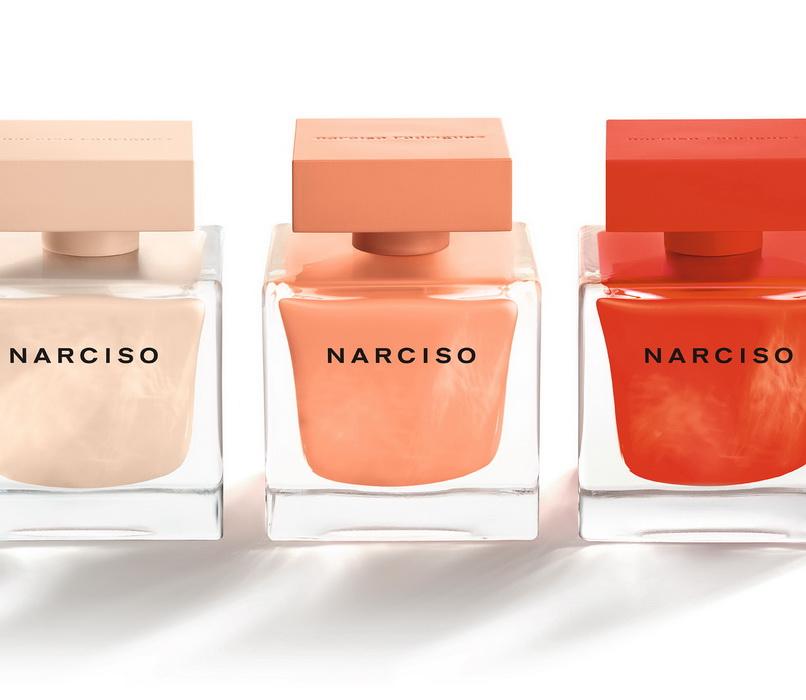 bộ sưu tập nước hoa Narciso